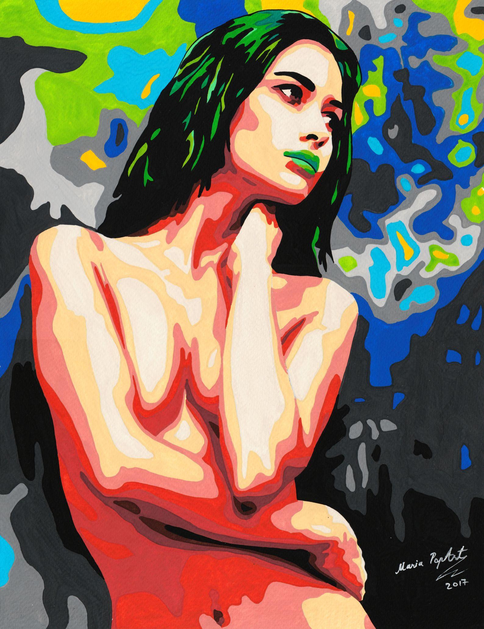 code-0095-la-grande-belezza-watercolor-27-x-35-cm